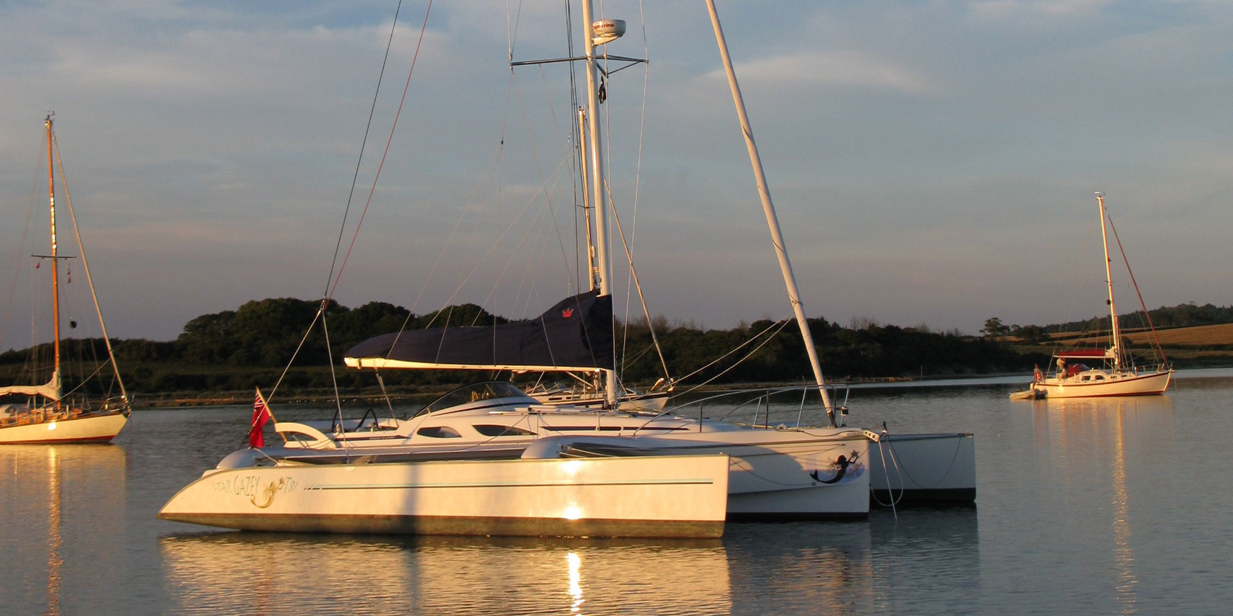 Dragonfly 35 Ultimate trimaran for sale