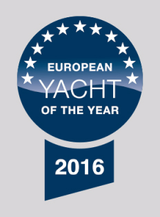 European Yacht of the Year 2016 - Dragonfly 25