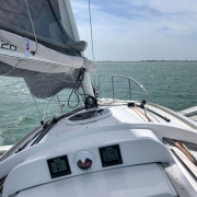 Dragonfly 28 Performance onboard at speed
