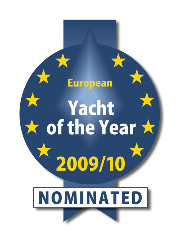 European Yacht of the Year 2009/10 nominated