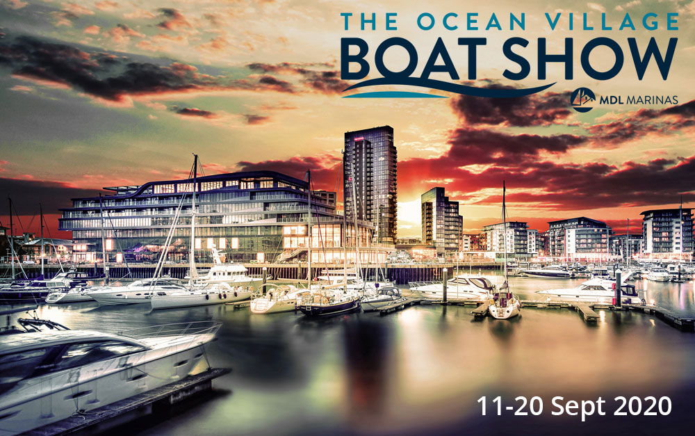 Ocean Village Boat Show 2020