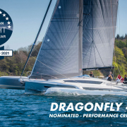 Dragonfly 40 nominated for European Yacht of the Year 2021