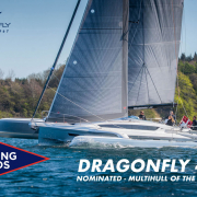 Dragonfly 40 nominated for British Yachting Awards 2020
