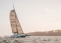 Dragonfly 28 Performance in stronger winds
