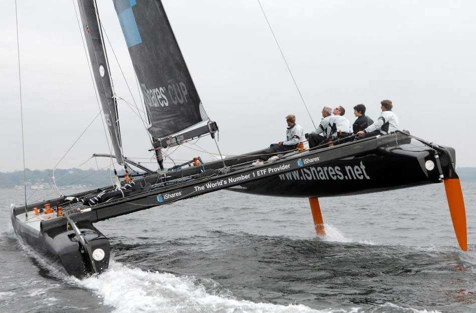 Sailing Extreme 40