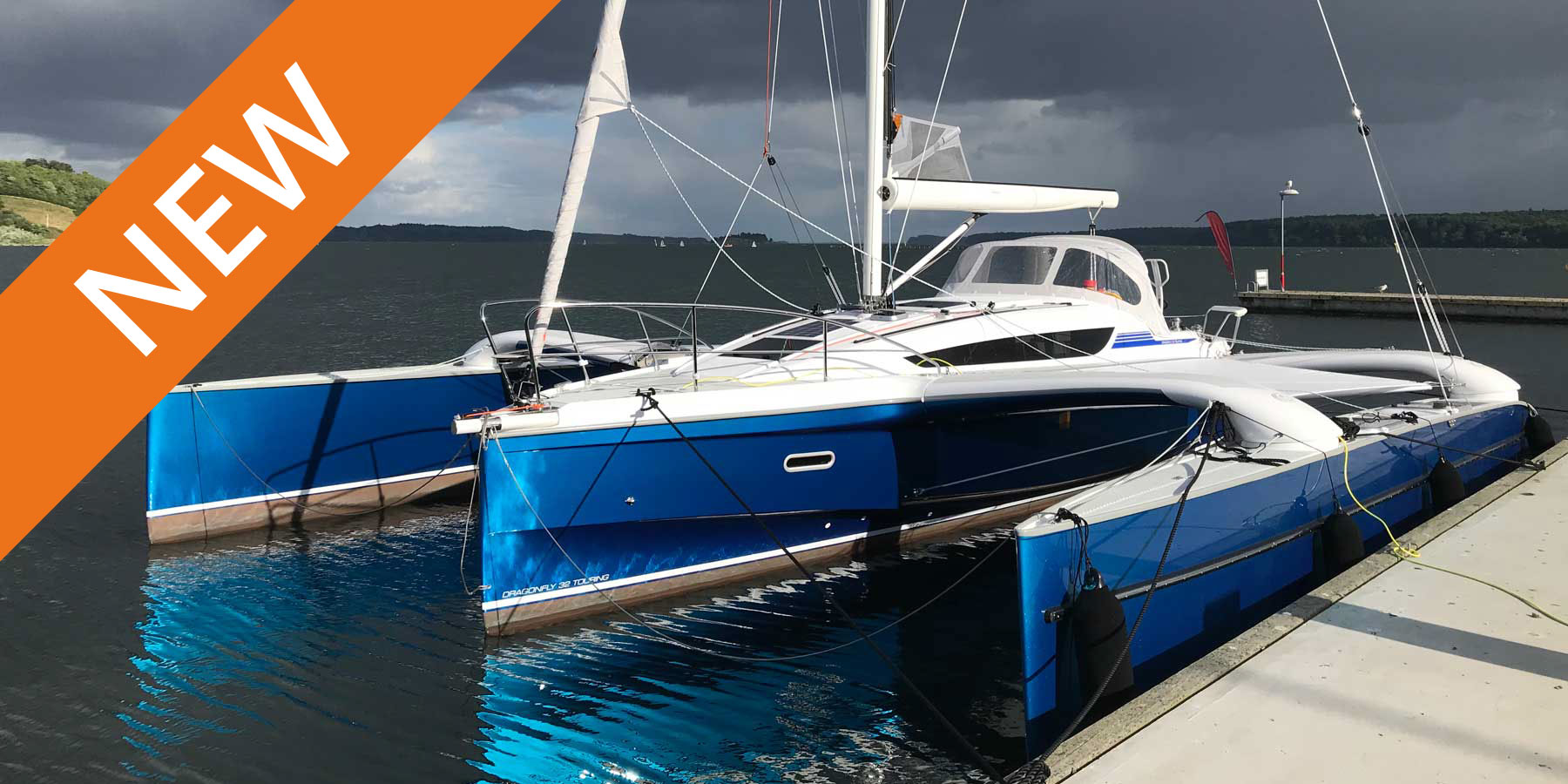 Dragonfly 32 for sale, Touring version NEW