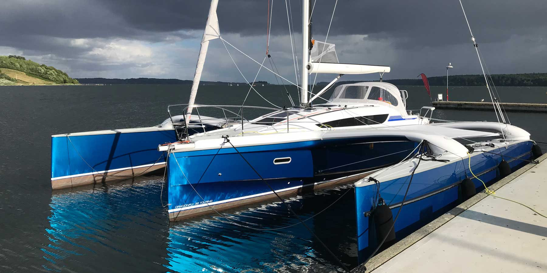 Dragonfly 32 for sale, Touring version