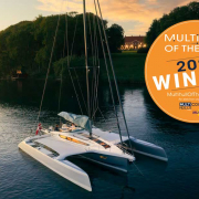 Dragonfly 40 Multihull of the Year 2021
