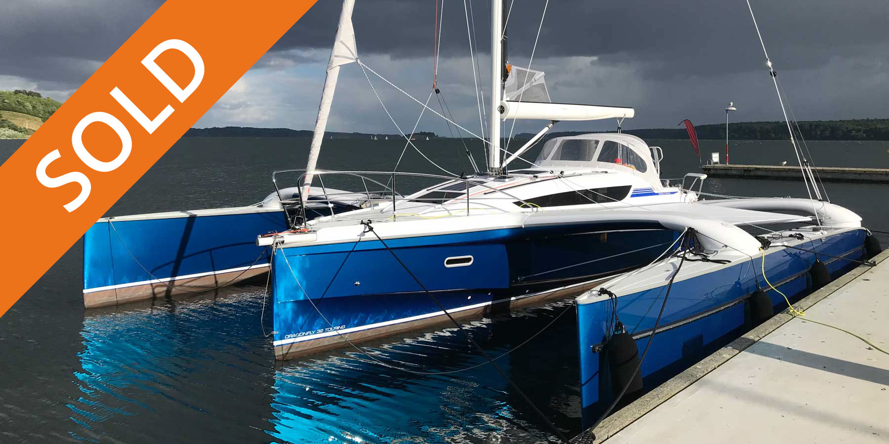 Dragonfly 32 Touring, now sold