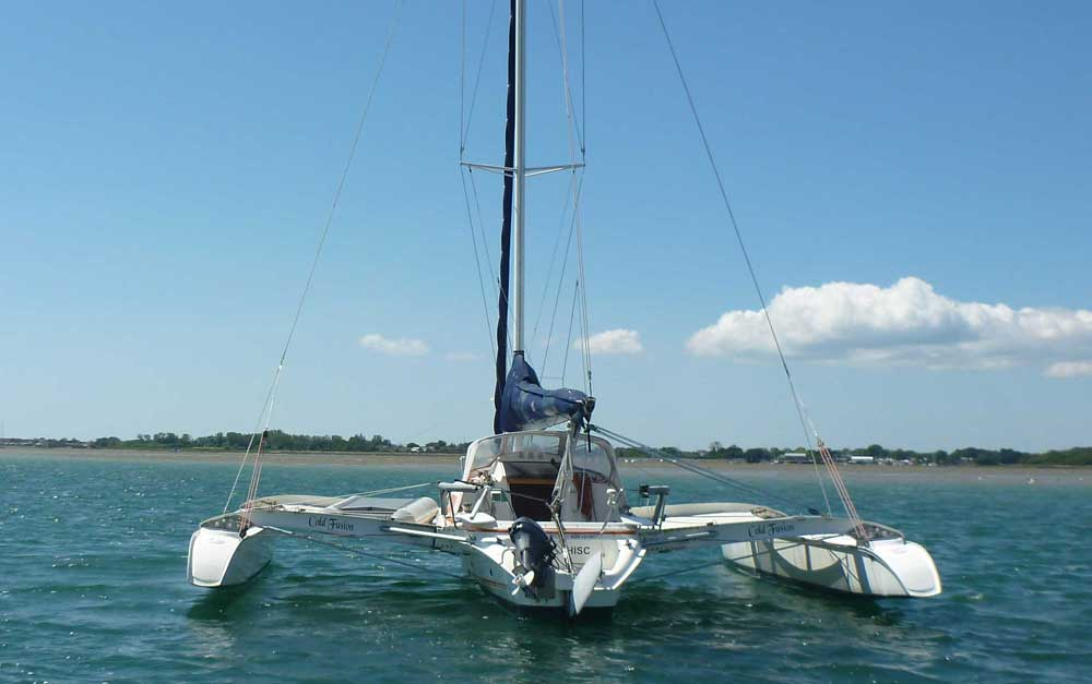 Dragonfly 920 Hybrid aft view